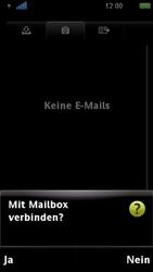 Sony Ericsson U5i Vivaz - E-Mail - Konto einrichten - Schritt 14
