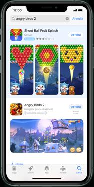 Apple iPhone 8 - iOS 13 - Applicazioni - Installazione delle applicazioni - Fase 12