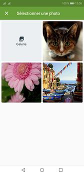 Huawei P20 - MMS - envoi d'images - Étape 12