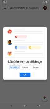 Samsung Galaxy A50 - E-mails - Ajouter ou modifier votre compte Gmail - Étape 15
