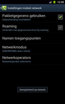 Samsung N7000 Galaxy Note met OS 4 ICS - Buitenland - Bellen, sms en internet - Stap 11