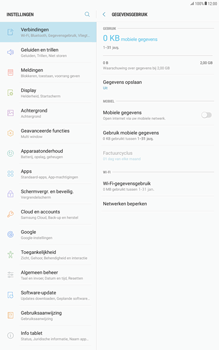 Samsung Galaxy Tab A 10.1 (T585) - Android Nougat - Internet - Uitzetten - Stap 7