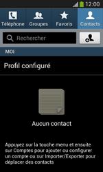 Samsung Galaxy Ace 3 - Contact, Appels, SMS/MMS - Ajouter un contact - Étape 4