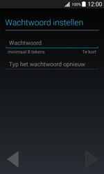 Samsung Galaxy J1 (SM-J100H) - Applicaties - Account aanmaken - Stap 11