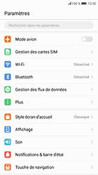 Honor 9 - Internet et connexion - Connexion avec un équipement multimédia via Bluetooth - Étape 4