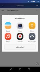 Huawei Y6 - E-Mail - E-Mail versenden - Schritt 11
