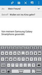 Samsung G530FZ Galaxy Grand Prime - E-Mail - E-Mail versenden - Schritt 9