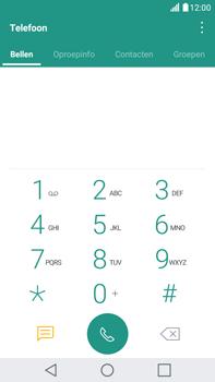LG K520 Stylus 2 DAB+ - Voicemail - Handmatig instellen - Stap 3