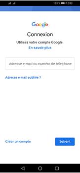 Huawei Y6 (2019) - E-mails - Ajouter ou modifier votre compte Gmail - Étape 8