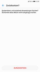 Huawei Honor 9 - Fehlerbehebung - Handy zurücksetzen - 0 / 0