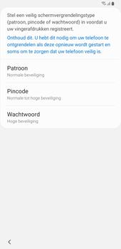 Samsung galaxy-s9-plus-sm-g965f-android-pie - Instellingen aanpassen - Nieuw toestel instellen - Stap 18