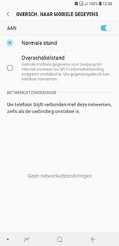 Samsung Galaxy A9 (2018) - wifi - schakel Wi-Fi Assistentie uit - stap 11