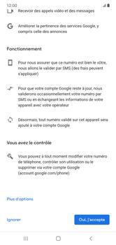 Samsung Galaxy Note 10+ - Applications - Créer un compte - Étape 13