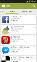 Samsung G3500 Galaxy Core Plus - Apps - Herunterladen - Schritt 8