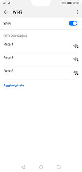 Huawei P20 - Android Pie - WiFi - Configurazione WiFi - Fase 6