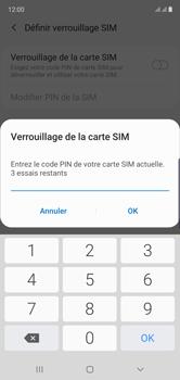 Samsung Galaxy Note 10 - Prise en main - Comment activer un code SIM - Étape 9