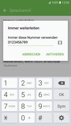 Samsung G930 Galaxy S7 - Anrufe - Rufumleitungen setzen und löschen - Schritt 11