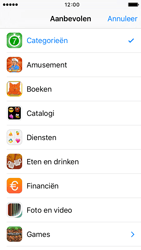 Apple iPhone 5 (iOS 9) - apps - app store gebruiken - stap 4