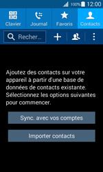 Samsung Galaxy Ace 4 - Contact, Appels, SMS/MMS - Ajouter un contact - Étape 4