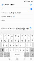 Huawei P10 - E-Mail - E-Mail versenden - 5 / 18