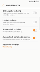 Samsung Galaxy S7 Edge - Android N - MMS - probleem met ontvangen - Stap 9