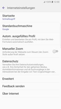 Samsung G928F Galaxy S6 edge+ - Android M - Internet - Manuelle Konfiguration - Schritt 24