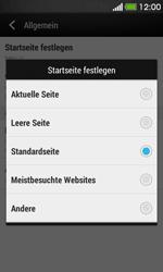 HTC Desire 500 - Internet - Manuelle Konfiguration - Schritt 22