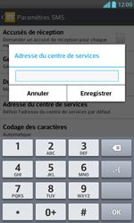 LG E975 Optimus G - SMS - configuration manuelle - Étape 8