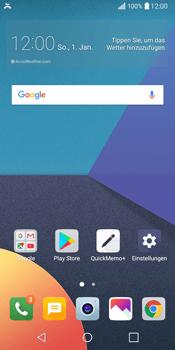 LG Q6 - Anrufe - Anrufe blockieren - 2 / 12
