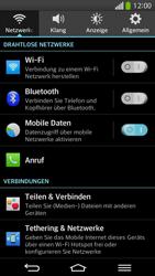 LG G Flex - Netzwerk - Netzwerkeinstellungen ändern - 4 / 8