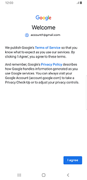 Samsung Galaxy S9 Plus - Android Pie - E-mail - 032a. Email wizard - Gmail - Step 10