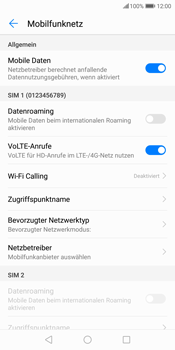 Huawei P Smart - Internet - Apn-Einstellungen - 9 / 27