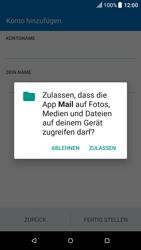 HTC One M9 - Android Nougat - E-Mail - Konto einrichten - Schritt 17