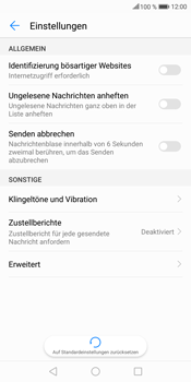 Huawei Mate 10 Lite - SMS - Manuelle Konfiguration - 6 / 9