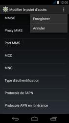 Acer Liquid Jade S - MMS - configuration manuelle - Étape 17