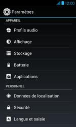 Bouygues Telecom Bs 401 - Applications - Supprimer une application - Étape 4