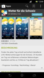 Sony Xperia T - Apps - Installieren von Apps - Schritt 14