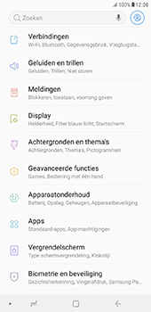Samsung Galaxy J6 Plus - bluetooth - aanzetten - stap 4