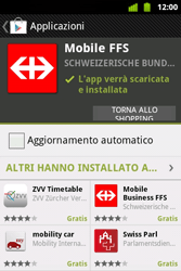Alcatel OT-983 - Applicazioni - Installazione delle applicazioni - Fase 23
