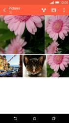 HTC Desire 816 - Photos, vidéos, musique - Envoyer une photo via Bluetooth - Étape 5