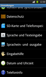 Samsung I9000 Galaxy S - Software - Update - Schritt 4