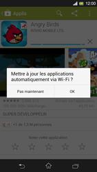 Sony Xpéria SP - Applications - Télécharger une application - Étape 19