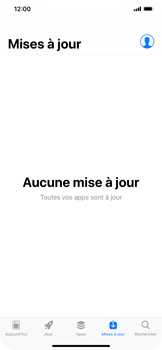 Apple iPhone XS Max - Applications - Télécharger des applications - Étape 8