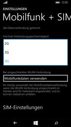Microsoft Lumia 640 - Netzwerk - Netzwerkeinstellungen ändern - 2 / 2