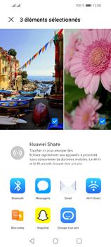 Huawei P Smart 2021 - Photos, vidéos, musique - Envoyer une photo via Bluetooth - Étape 10