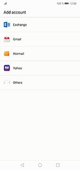 Huawei P20 Lite - E-mail - manual configuration - Step 4