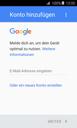 Samsung Galaxy Xcover 3 VE - Apps - Konto anlegen und einrichten - 4 / 22