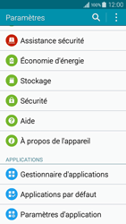 Samsung Galaxy A3 (A300FU) - Applications - Supprimer une application - Étape 4
