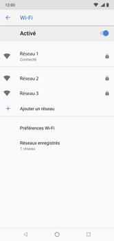 Nokia 7.1 - Internet et connexion - Accéder au réseau Wi-Fi - Étape 9