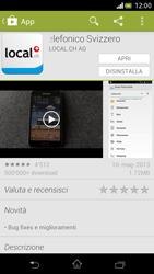 Sony Xperia V - Applicazioni - Installazione delle applicazioni - Fase 10
